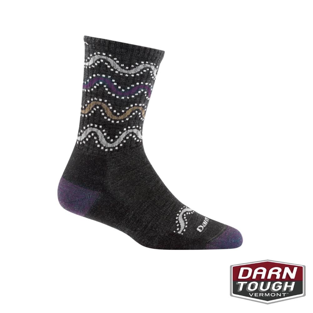 【美國DARN TOUGH】女羊毛襪Wandering健行襪(2入隨機)