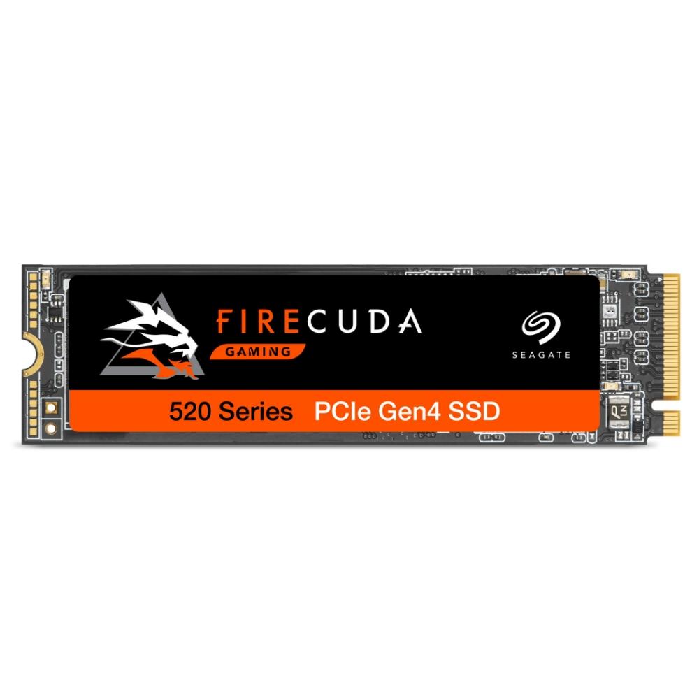 SEAGATE希捷 FireCuda 520 火梭魚 1TB M.2 2880 PCIe Gen4 SSD固態硬碟(ZP1000GM3A002)