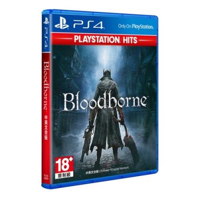 血源詛咒 PlayStation Hits (中英文合版)