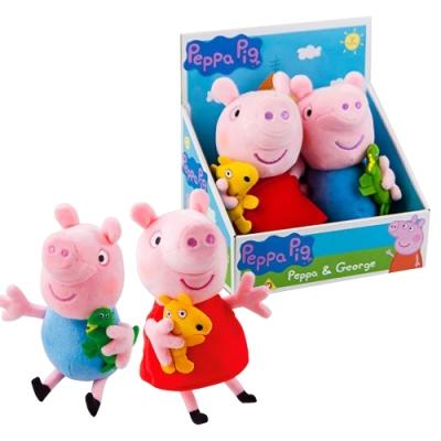 Peppa Pig 粉紅豬小妹 - 佩佩豬與喬治組