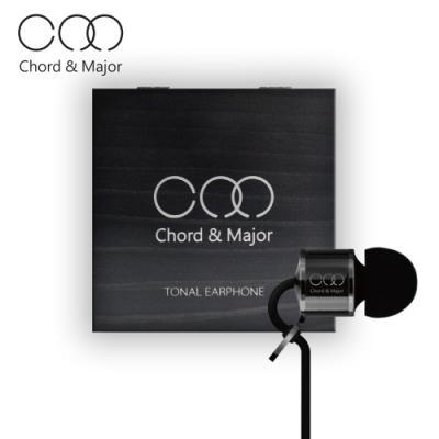【Chord & Major】Major 8'13 搖滾音樂調性木質入耳式耳機