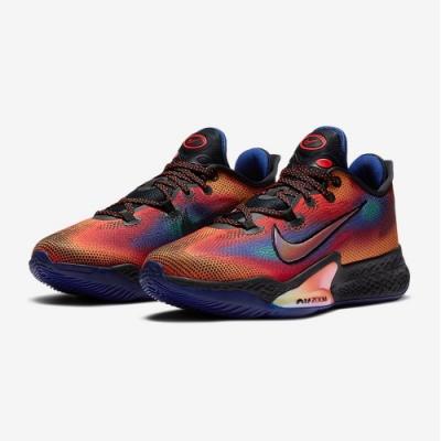 NIKE 籃球鞋 氣墊 避震 包覆 運動鞋 男鞋 紅彩 CK5708401
