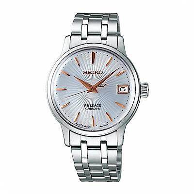 SEIKO精工presage美好時光氣質機械腕錶SRP855J1/4R35-02T0S