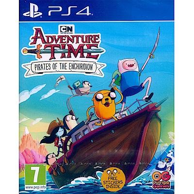 探險活寶:海盜的英雄寶典 Adventure Time - PS4 英文歐版
