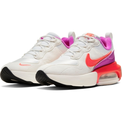 NIKE 運動鞋 氣墊 避震 舒適 球鞋 穿搭 厚底 女鞋 白 紫CZ6156100 Air Max Verona