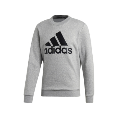 adidas 大學T MH BOS Sweatshirt 男款