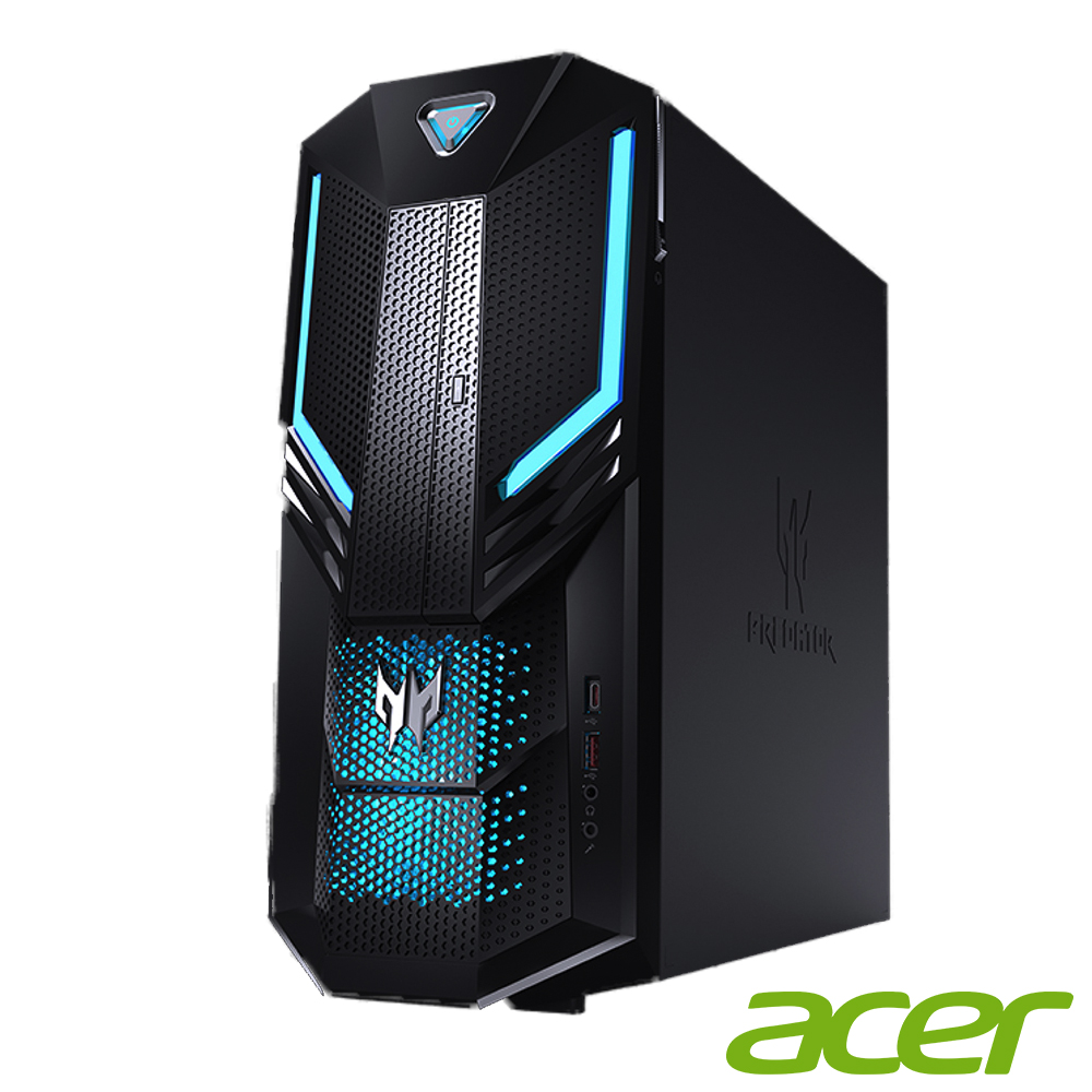 Acer Orion 3000 八代i7六核雙碟獨顯電競桌上型電腦(i7-8700/RTX 2070/16G/1T/256G/Win10h)