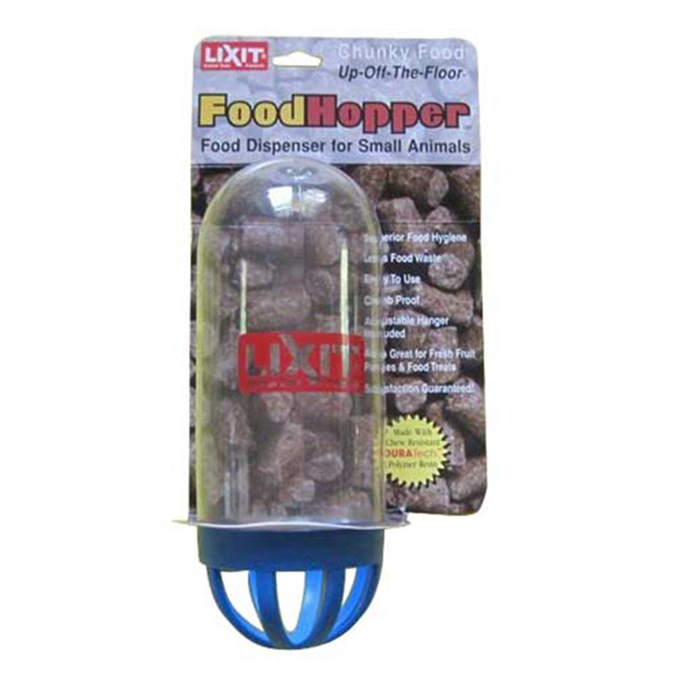 金德恩 美國製造 LIXIT 鼠類丸狀飼料寵物餵食器 300g