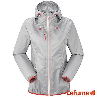 LAFUMA-女 LIGHT CT 輕量防水外套-LFV113656912-灰