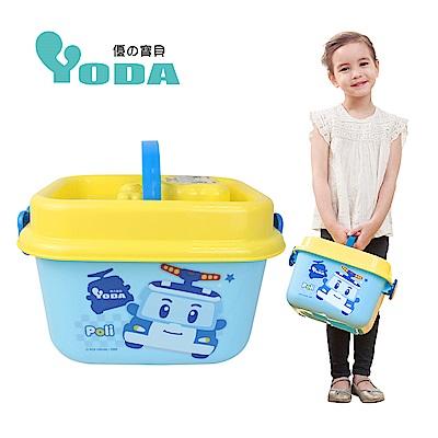 YoDa 救援小英雄手提收納箱