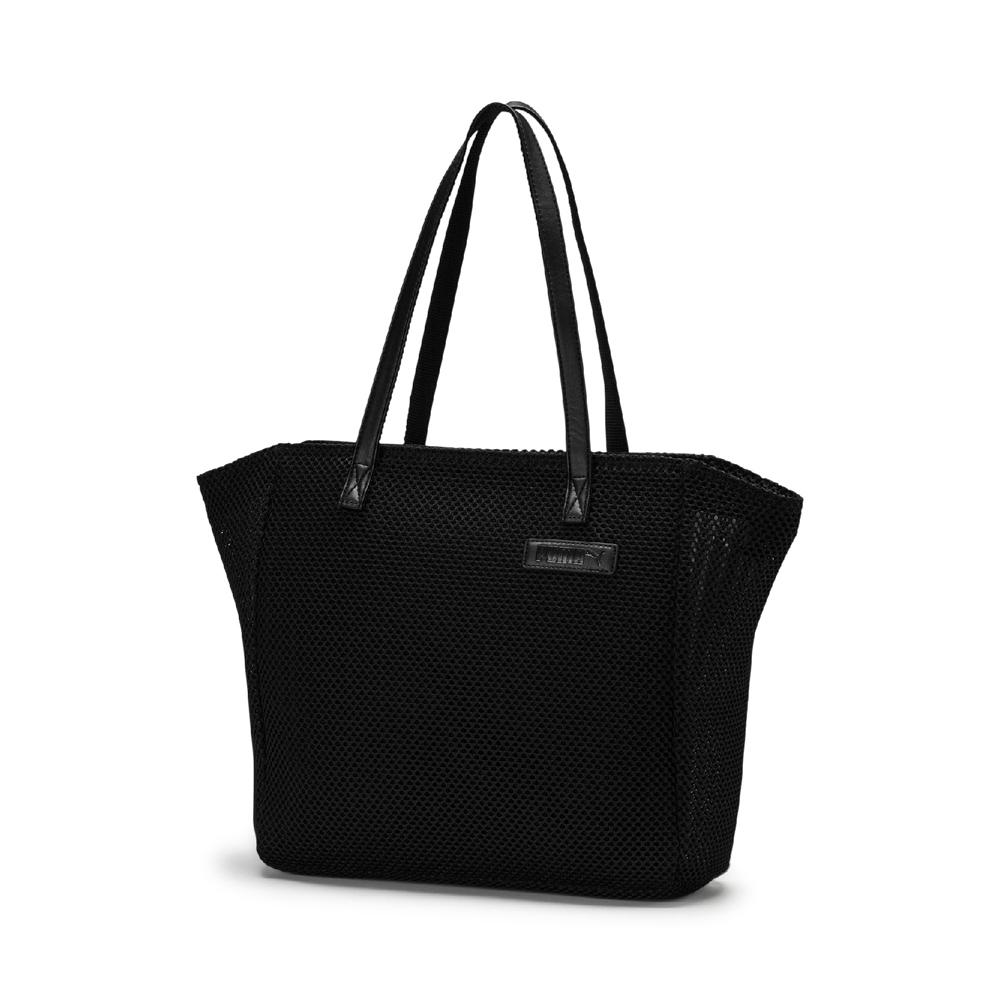 PUMA-女性Prime Time購物袋-黑色