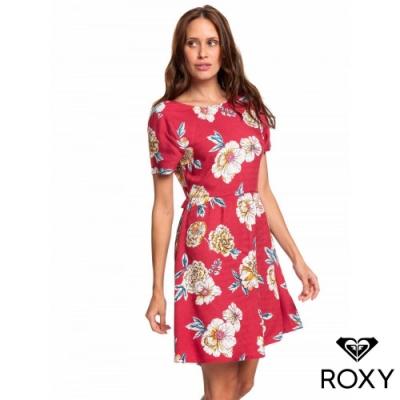 【ROXY】 HELLO CILENTO 洋裝  紅