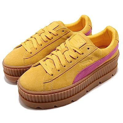 Puma 休閒鞋 Cleated Creeper 運動 女鞋