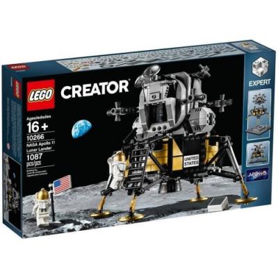 樂高LEGO Creator Expert系列 - LT10266 阿波羅11號登月小艇