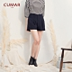 【CUMAR】A字型版型設計修身-短褲(二色/版型合身) product thumbnail 1