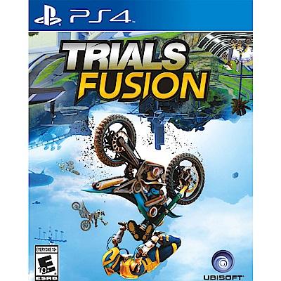 特技摩托賽:聚變 TRIALS FUSION -PS4英文美版