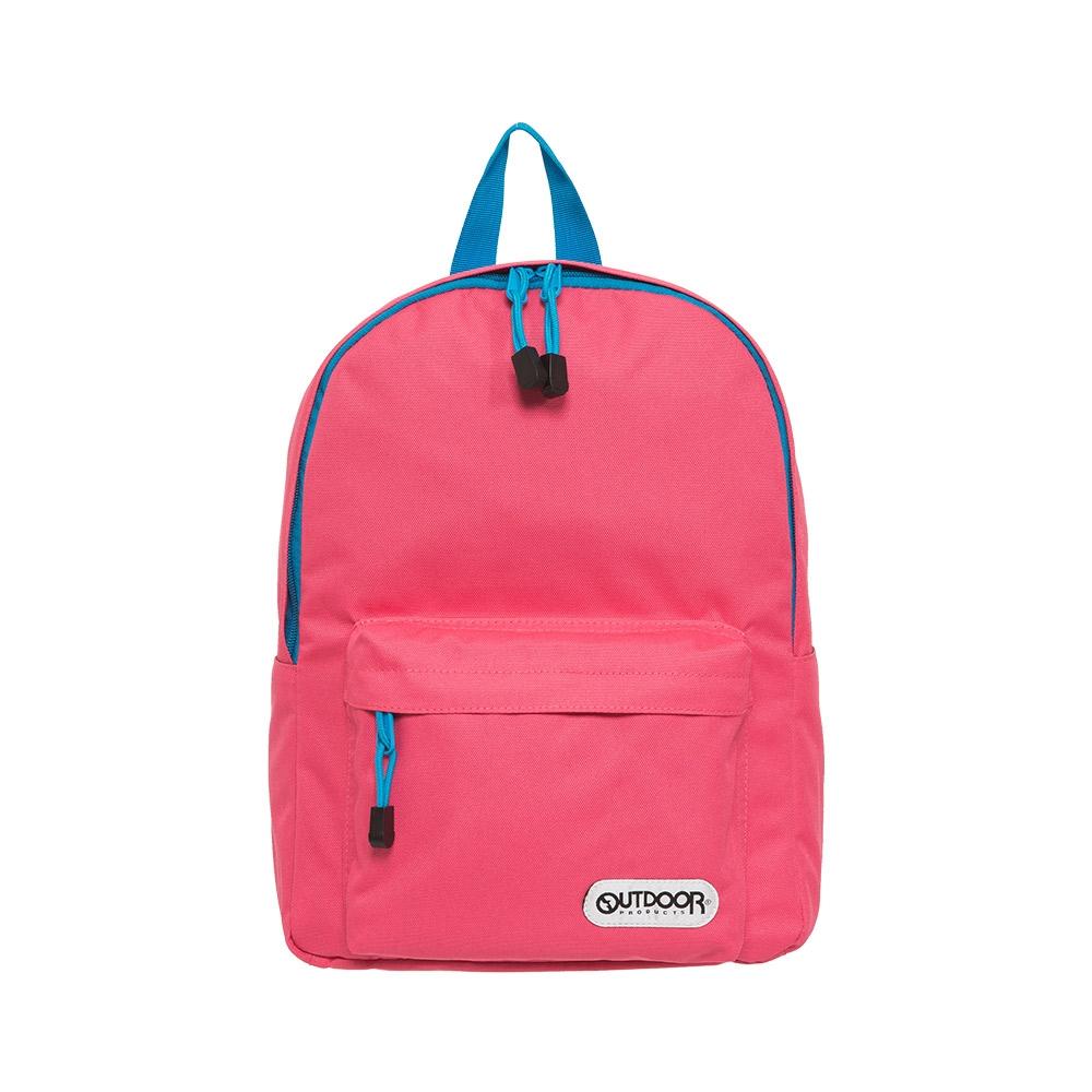 【OUTDOOR】玩色系列-後背包-粉紅色 OD101128PK