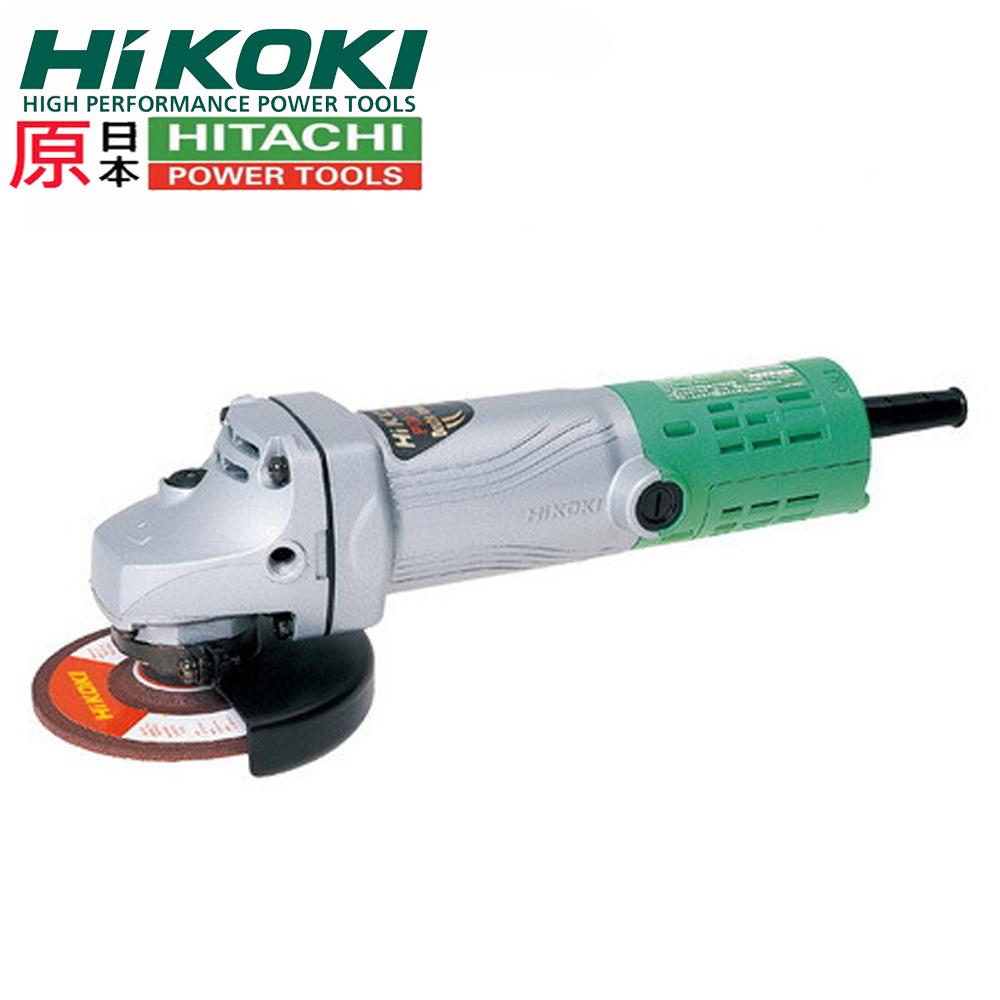 HIKOKI PDA-100K 4 平面砂輪機 強力型 切金屬/木材 HITACHI更名HIKOKI