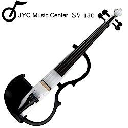 JYC SV-130靜音提琴-白色