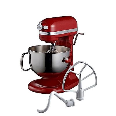 KitchenAid桌上型攪拌機升降型(經典紅)