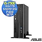 ASUS ESC500 G4 SFF i5/16G/1T+512G/P400/W7P