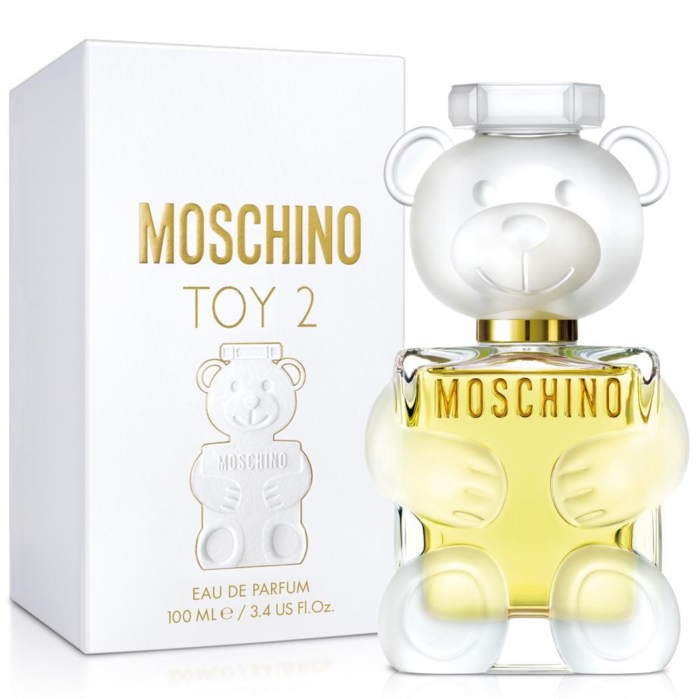 Moschino 熊芯未泯2女性淡香精100ml