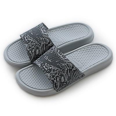 Nike 耐吉BENASSI JDI-運動拖鞋-男