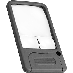 CARSON LED口袋型聚焦放大鏡