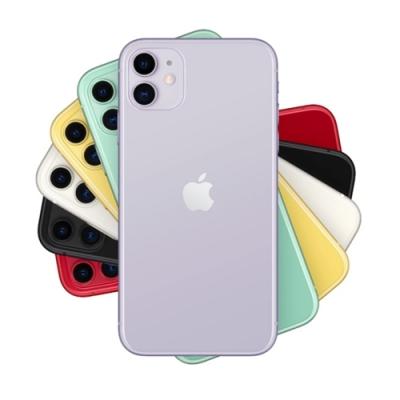 【福利品】Apple iPhone 11 64GB 6.1吋智慧手機