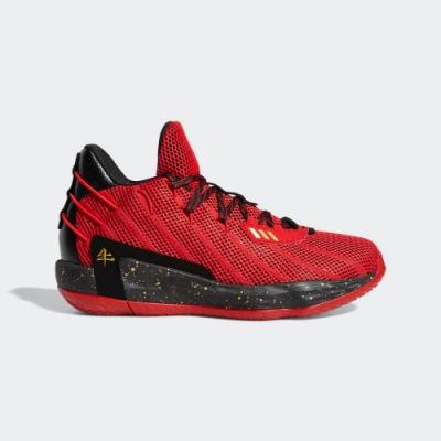 ADIDAS CNY 籃球鞋 里拉德 明星款 運動鞋 男鞋 紅 FY3442 Dame 7 GCA