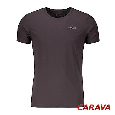 CARAVA《男款氣冷式涼爽T》(深灰藍)