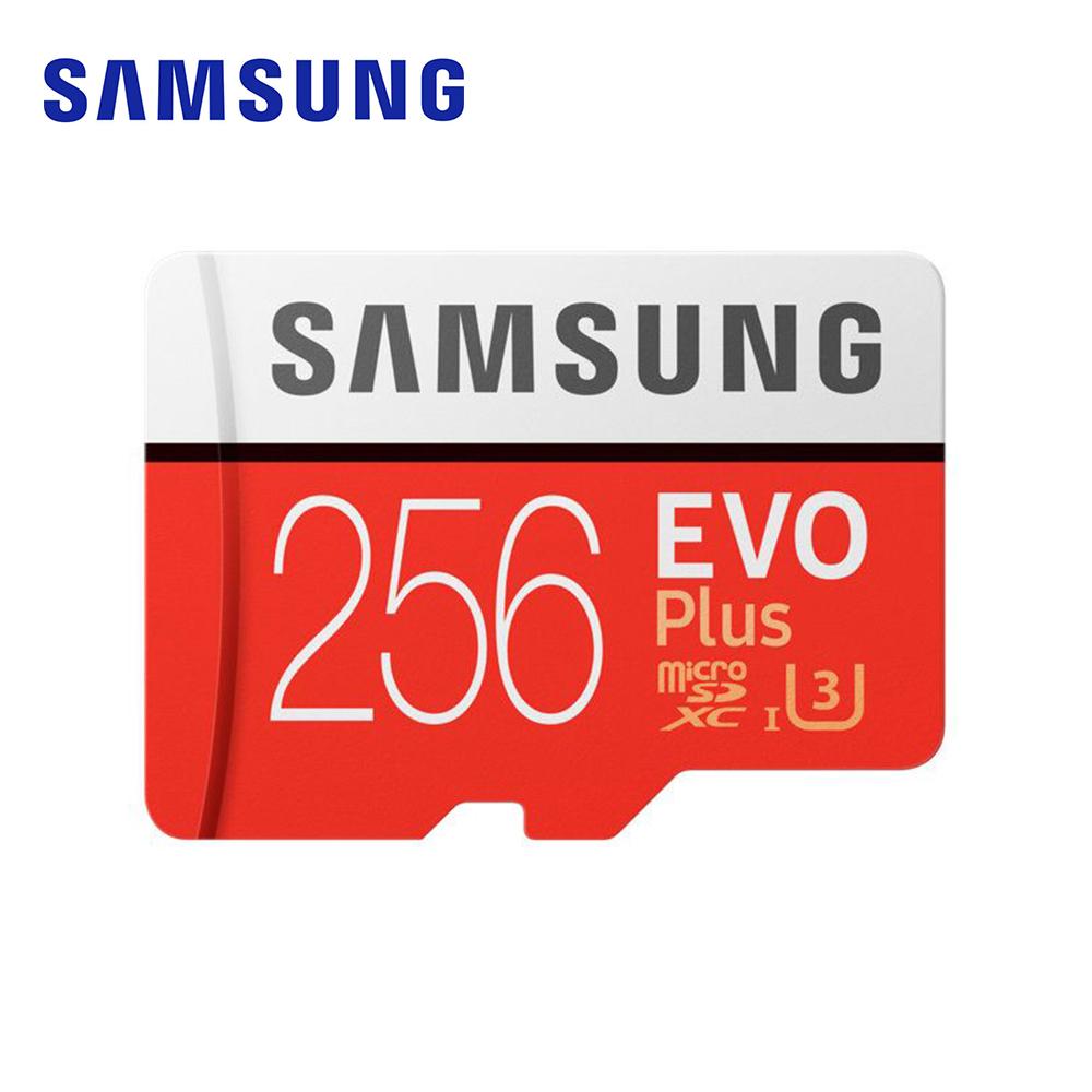 三星Samsung EVO Plus microSDXC 256GB 高速記憶卡 公司貨