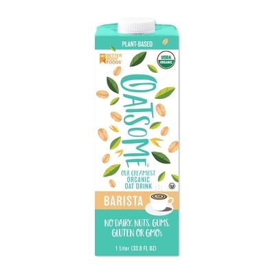 【OATSOME】咖啡師燕麥奶(1000ml)