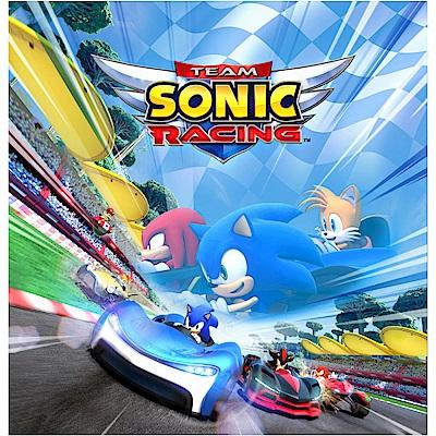(預購)音速小子 搭檔組隊大賽車  -- PS4 亞洲 中文版