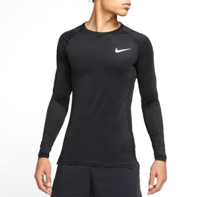 NIKE 長袖上衣 訓練 運動 慢跑 健身 男款 黑 BV5589010 Pro