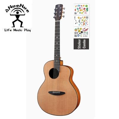 aNueNue MTL Bob 41吋面單板木吉他 聯名款