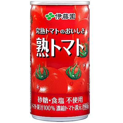 伊藤園 完熟蕃茄汁(190ml)