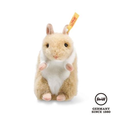 STEIFF德國金耳釦泰迪熊 小倉鼠 Hanno golden Hamster (動物王國)
