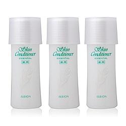 ALBIOL艾倫比亞 健康化妝水(27ML)X3