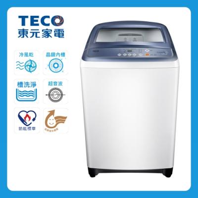 TECO東元 14KG 定頻直立式洗衣機 W1417UW