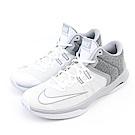 NIKE-男籃球鞋921692101-白