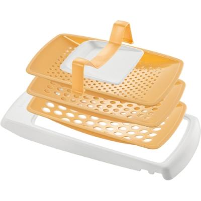 《TESCOMA》刮板+麵團塑形板3件