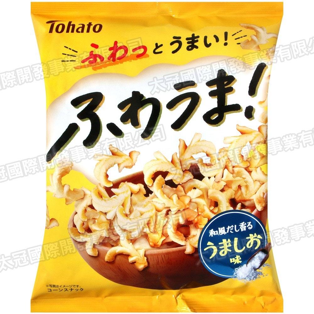 東鳩 FUWAUMA脆餅-鹽味(60g)