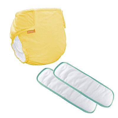 〔可透舒〕日用體驗組--DB500無扣式單一尺寸布尿布