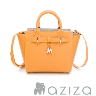 aziza CLORIS2way蝙蝠包-秋杏黃