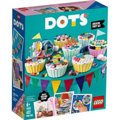 樂高LEGO DOTS系列 - LT41926 創意派對組