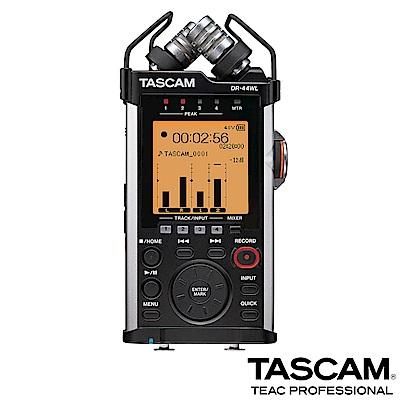 【日本TASCAM】攜帶型數位錄音機 DR-44WL