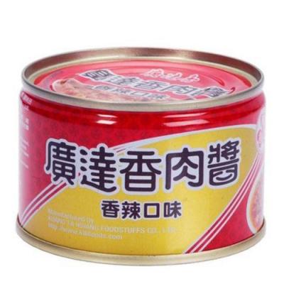 廣達香 香辣肉醬(160gx3入)