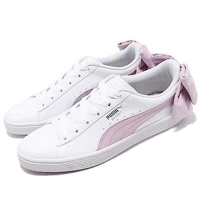 Puma 休閒鞋 Basket Bow SB 女鞋
