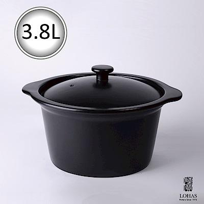 陸寶 洋風圓耳鍋5號3.8L